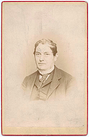 Author photo. Courtesy of the <a href=&quot;http://digitalgallery.nypl.org/nypldigital/id?1164225&quot; rel=&quot;nofollow&quot; target=&quot;_top&quot;>NYPL Digital Gallery</a> (image use requires permission from the New York Public Library)