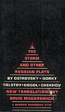 The Storm and Other Russian Plays by David…