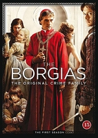 The Borgias: The Complete First Season by…