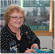 Author photo. Mary Aalgaard