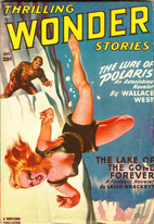 Thrilling Wonder Stories, October 1949 by…