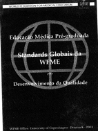 Educação Médica Pré-Graduada - Standards…