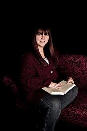 Author photo. K.C. Hilton