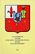 34ste Jaarboek van de Geschied- en…