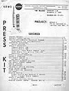 Apollo 4 Press Kit by NASA