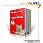Grace, Jack & Magical Cats Romantic Cozy…