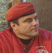 Author photo. Curtis Sliwa (1989)