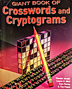 Giant Book of Crosswords and Cryptograms by…