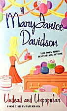 Undead and Unpopular by MaryJanice Davidson