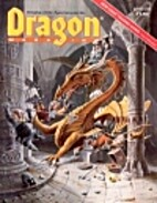 Dragon Magazine (Issue, No 180) by Roger E.…