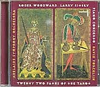 Twenty two paths of the tarot (cd) by Larry…