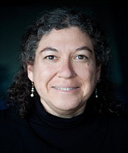 Author photo. Perri Klass