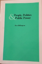 People, politics & public power by Ken…