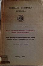 Sociedade Numismatica Brasileira: Monografia…