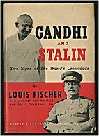 Gandhi and Stalin: Two Signs at the World's…