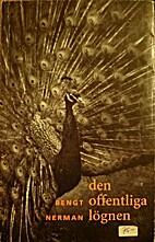 Den offentliga lögnen by Bengt Nerman