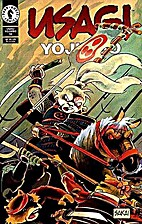Usagi Yojimbo Vol. 3 No. 10 by Stan Sakai