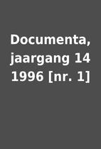 Documenta, jaargang 14 1996 [nr. 1]