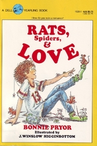 Rats, Spiders and Love by Bonnie Pryor
