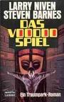 Das Voodoo-Spiel. Ein Traumpark-Roman. - Larry/Barnes,Steven Niven