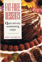 Fat-Free Desserts: Quick-And-Easy…