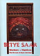 zz0 AFRICA CONT. 1998, Betye Saar. Workers…
