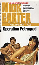 Operation Petrograd by Nick Carter
