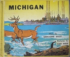 Picture Book of Michigan by Bernadine Bailey
