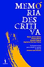 Memória Descritiva by Maria Alzira Seixo