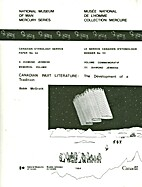 Canadian Inuit Literature: The Development…