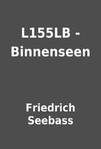 L155LB - Binnenseen by Friedrich Seebass