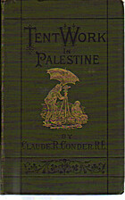 Tent work in Palestine : a record of…