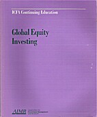 Global Equity Investing: The Proceedings of…