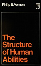 The structure of human abilities by Philip…