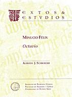 Octavio by Minucio Félix
