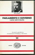 Parlamento e governo nel nuovo ordinamento…