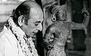 Author photo. Karl Jamshed Khandalavala