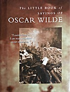 Oscar Wilde (Little Book of) by Oscar Wilde