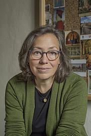 Author photo. photo by Giorgia Fanelli