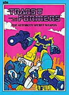 The Transformers: The Autobots' Secret…