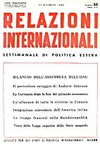 53. 27-53 : Relazioni Internazionali dal 2…