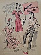 Advance Patterns Fashion News, 1942 August…