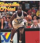 Shaquille O'Neal by Bob Woods