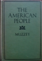 History of the American People by David…