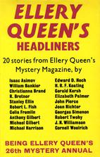 Ellery Queen's headliners; 20 stories from…