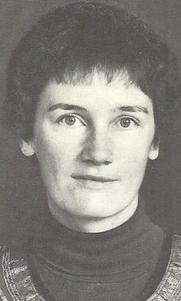 Author photo. Anne Kjellberg