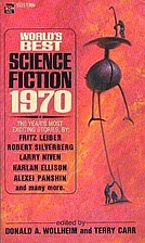 World's Best Science Fiction: 1970 by Donald…