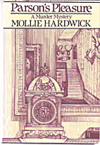 Parson's Pleasure by Mollie Hardwick