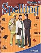 Spelling Grade 2 Teacher Edition…