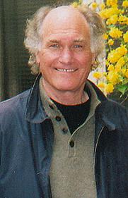 Author photo. Ballard Street